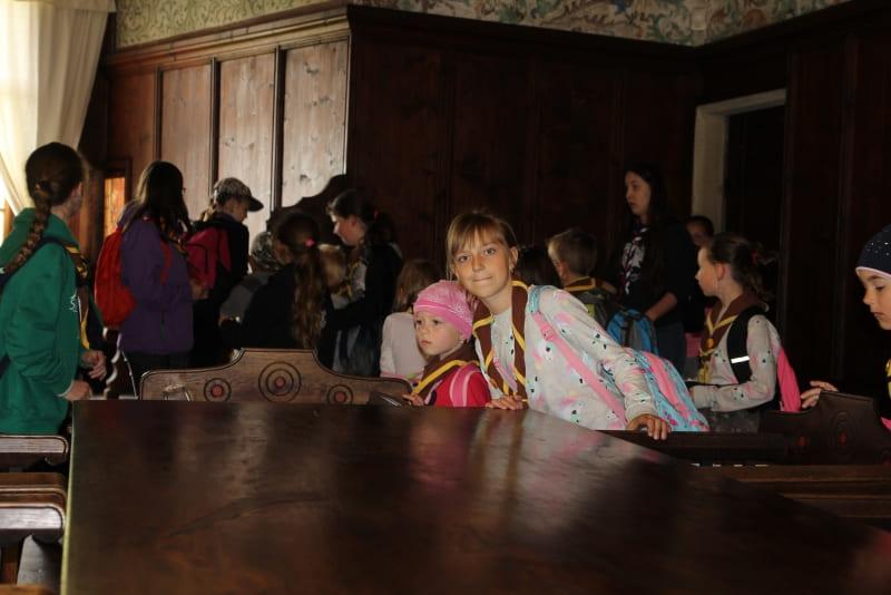 Výlet na Oravský hrad